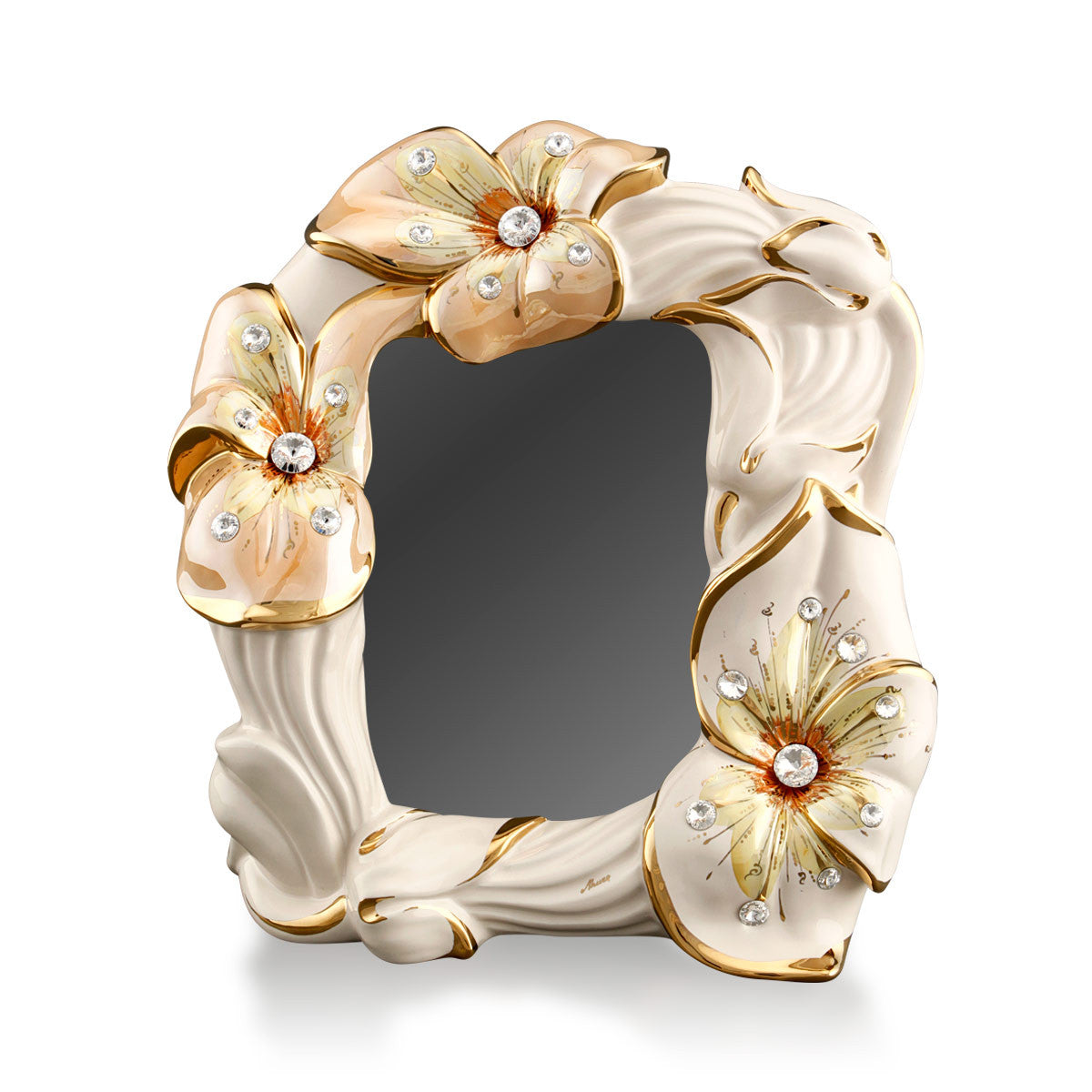 Ceramic picture frame | Flower