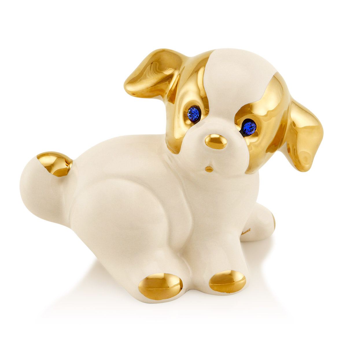 Ceramic puppy macchia dog