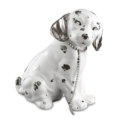 Ceramic beagle dog