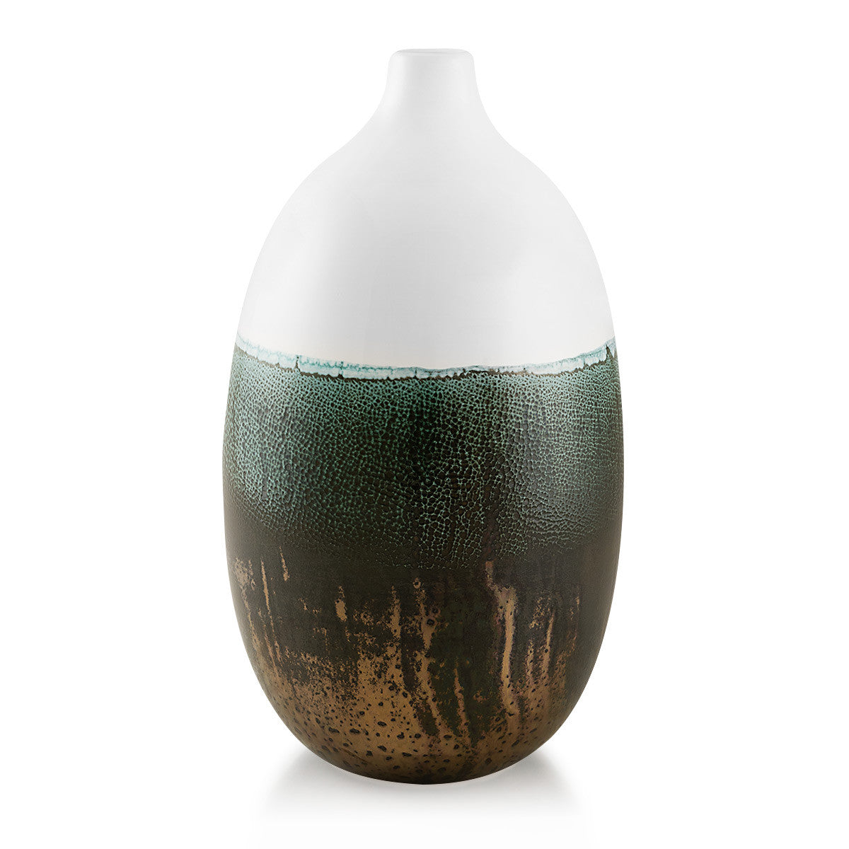 Handmade pottery Decorative vases reactive glaze Modern design