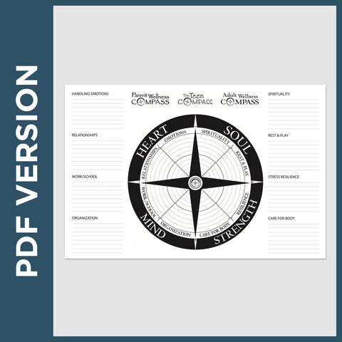 Table Compass - 36in x 24in (PDF FILE)