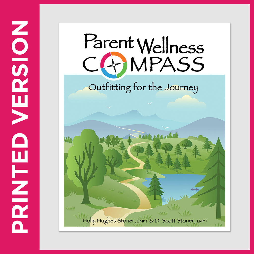 Parent Wellness Compass Book (PRINT)