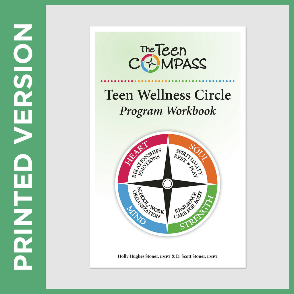 Teen Wellness Circle Program Workbook (PRINT)