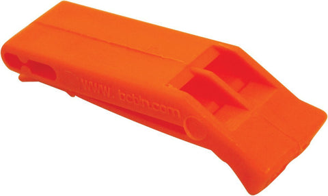 Orange Distress Emergency Whistle