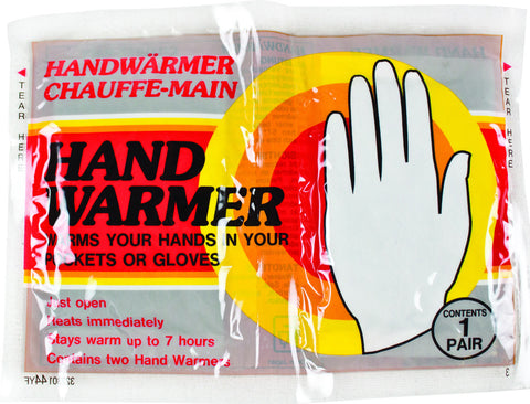 7 Hour Hand Warmers (Pair)
