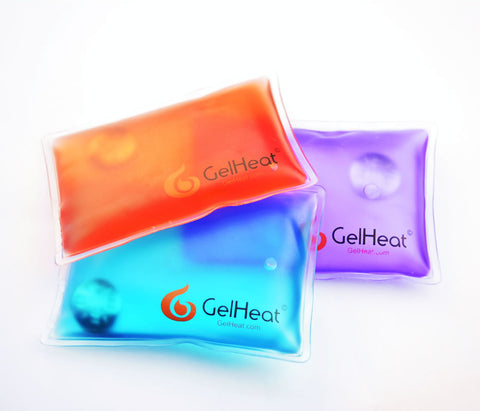 Reusable Gel Heat Pad - Pack of 10 - MOST POPULAR