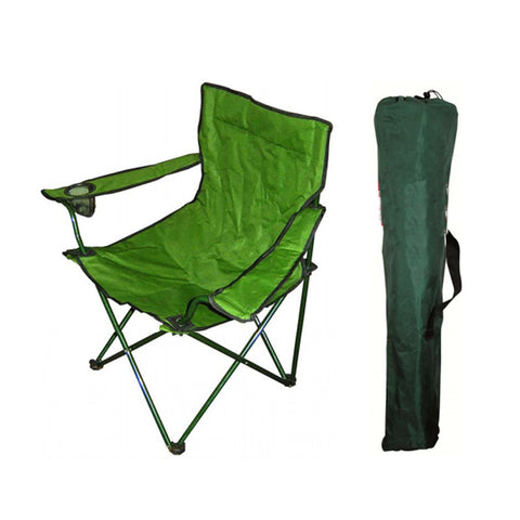 Fold Up Canvas Camping Festival BBQ Fishing Garden Outdoor Chair