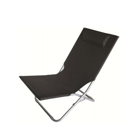 Reclining Low Camping Gardening Beach BBQ Chair