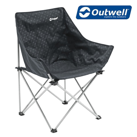 Outwell Sevilla - Camping Festival BBQ Fishing Garden Fold able Chair