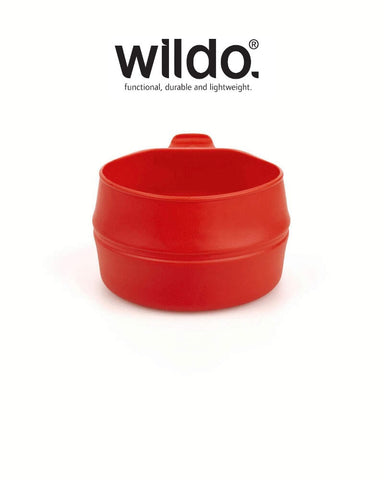Wildo Fold-A-Cup® The Original Foldable Camping Cup Mug