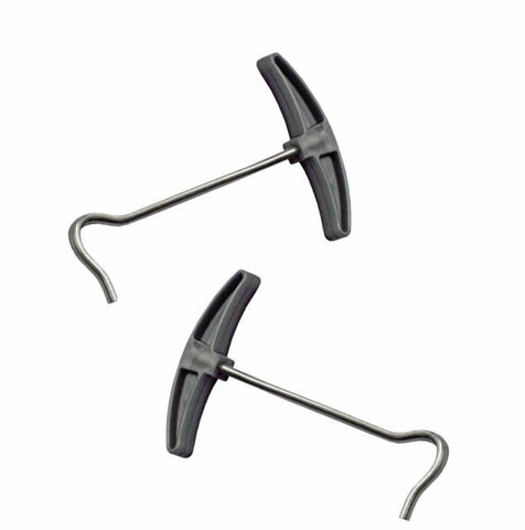 Tent Peg Extractors - Pack of 2