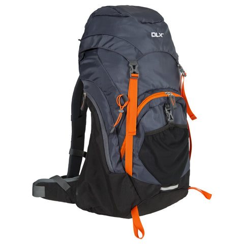 Trespass - Twinpeak DLX 45 Litre Rucksack With Raincover