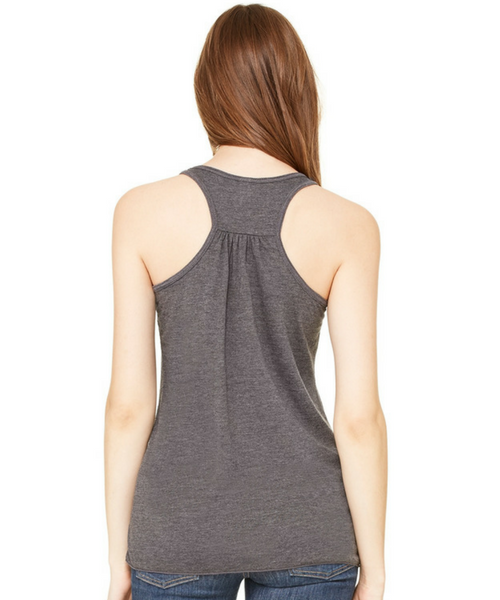 Flowy Tank - Heather Grey