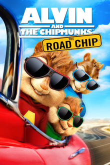 Alvin and the Chipmunks: Road Chip - HD (MA/Vudu)