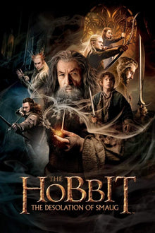 The Hobbit: Desolation of Smaug HD (MA/Vudu)