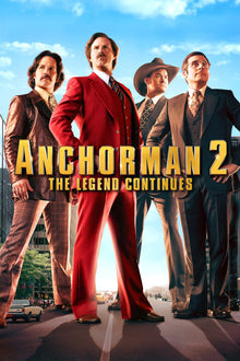 Anchorman 2 - HD (ITunes)