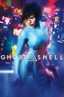Ghost in the Shell - HD (Vudu)