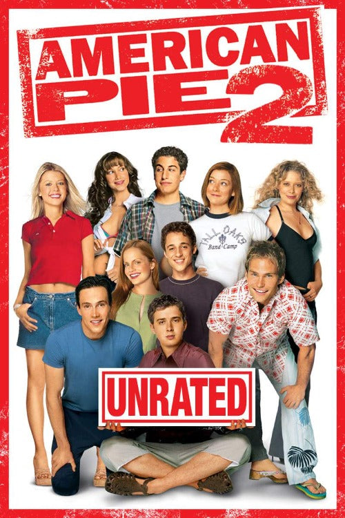 American Pie 2 (Unrated) - HD (Vudu)