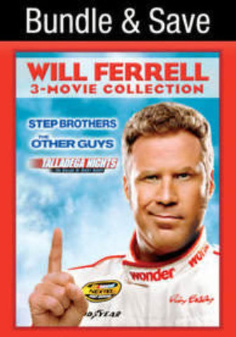 3-Film Favorites: Will Farrell UVSD