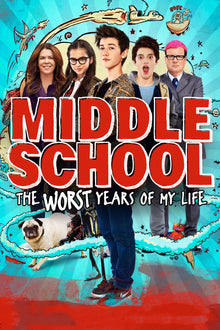 Middle School: The Worst Years of My Life - HD (ITunes)