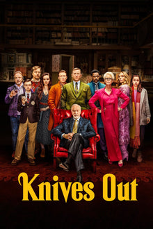 Knives Out - 4K (Vudu or iTunes)