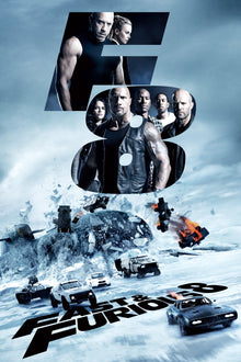 Fate of the Furious (Extended Edition) - 4K (MA/VUDU)