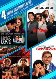 4-Film Favorites: Steve Carell UVSD