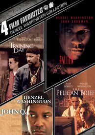 4 Film Favorites: Denzel Washington UVHD