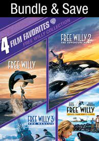 4 Film Favorites: Free Willy SD (MA/Vudu)