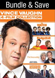 4 Film Favorites: Vince Vaughn UVHD