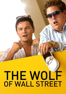 Wolf of Wall Street - HD (iTunes)