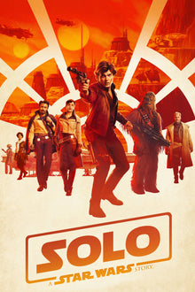 Solo: A Star Wars Story - HD (MA/VUDU)