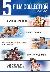 5-Film Collection Comedy UVHD