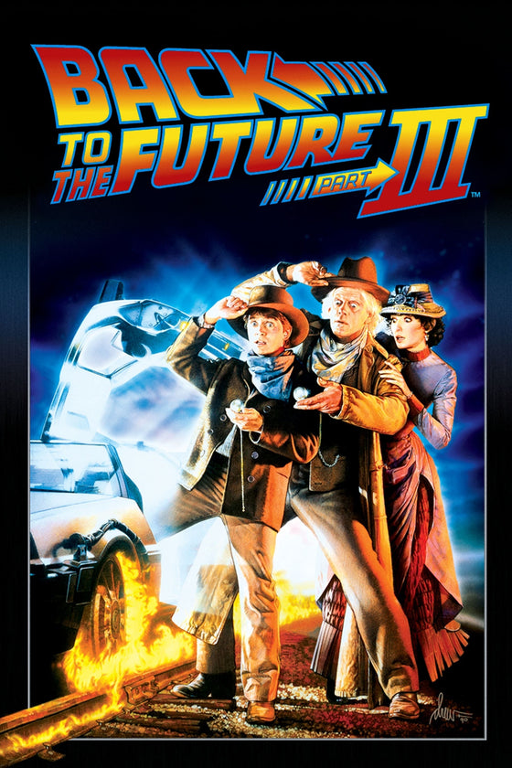 Back to the Future III - 4K (ITunes)