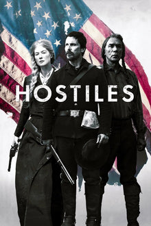 Hostiles - HD (Vudu/iTunes)