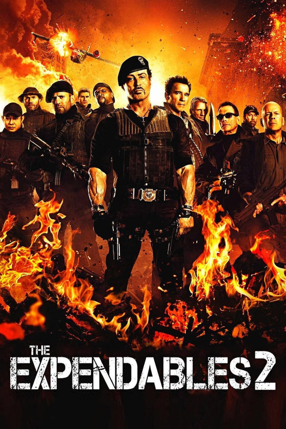 The Expendables 2 -  Canadian HD (ITUNES)