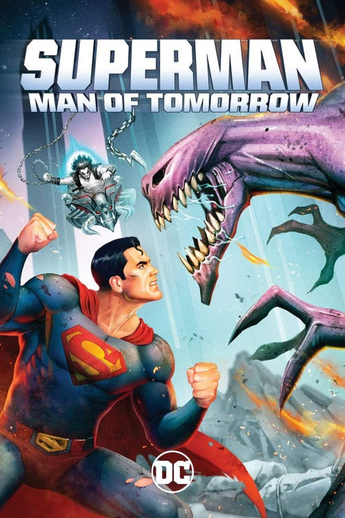 Superman: Man of Tomorrow - 4K (MA/VUDU)