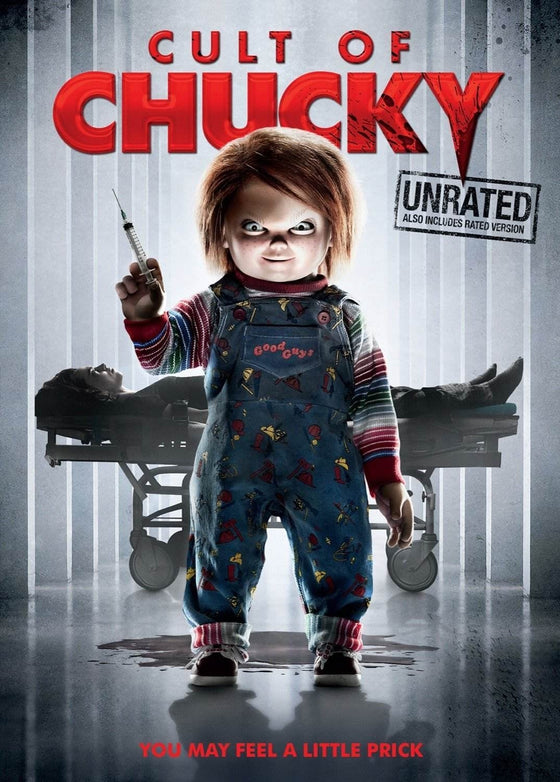 Cult of Chucky (Unrated) - HD (Vudu)