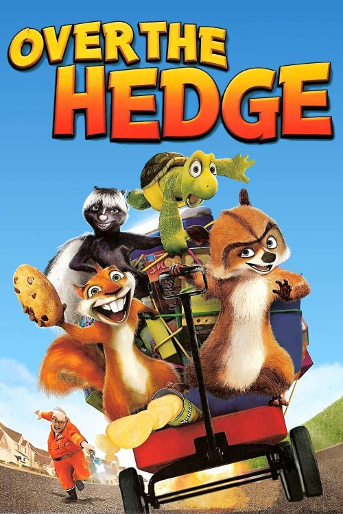 Over the Hedge - HD (MA/Vudu)