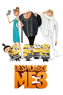 Despicable Me 3 - 4K (ITUNES)
