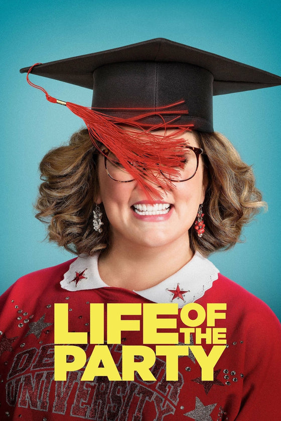 Life of the Party - HD (MA/Vudu)