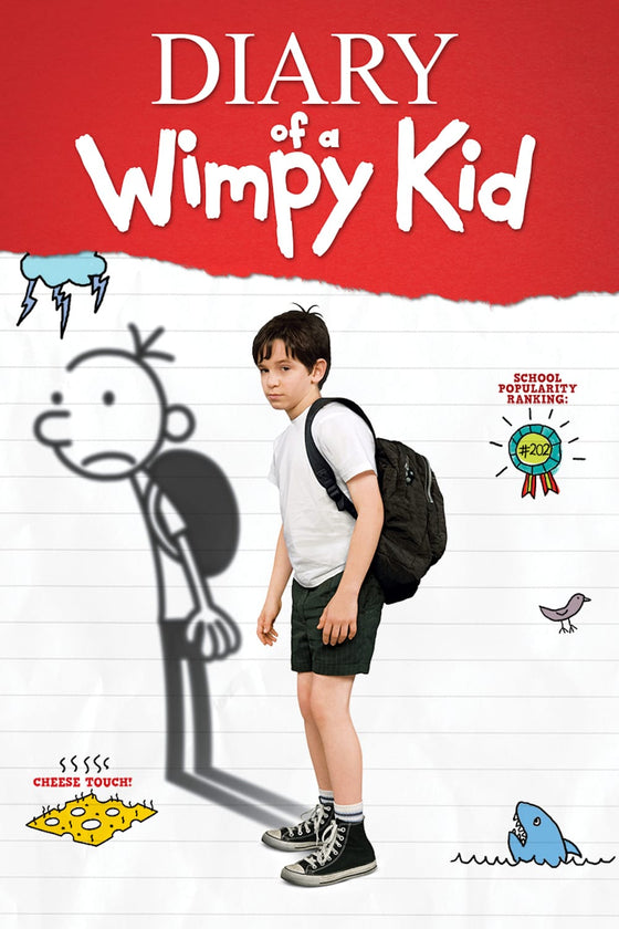 Diary of a Wimpy Kid - SD (ITUNES)