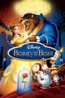 Beauty and the Beast (1991) - HD (MA/Vudu)