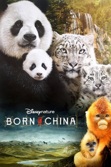 Born in China - HD (MA/Vudu)