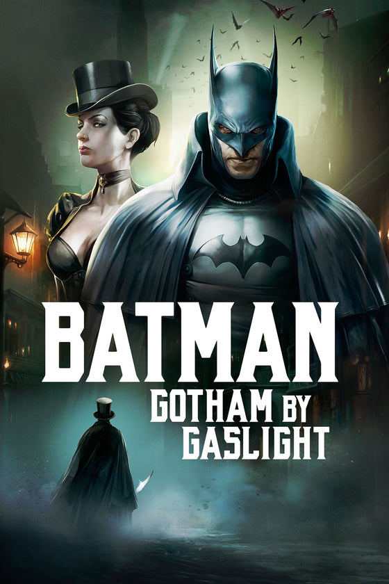 Batman: Gotham by Gaslight- 4K (MA/Vudu)