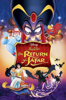 Aladdin 2: Return of Jafar - HD (MA/VUDU)