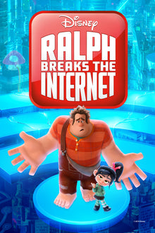 Ralph Breaks the Internet: Wreck-It Ralph 2 4K (MA/VUDU)