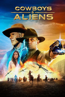 Cowboys & Aliens - HD (ITunes)