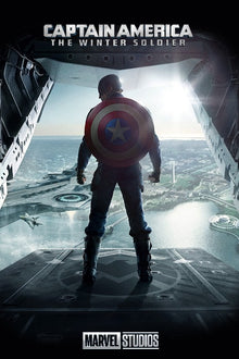 Captain America: The Winter Soldier - HD (MA/Vudu)