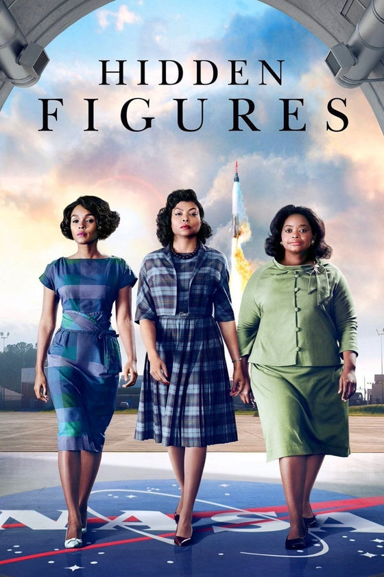 Hidden Figures - HD (MA/Vudu)
